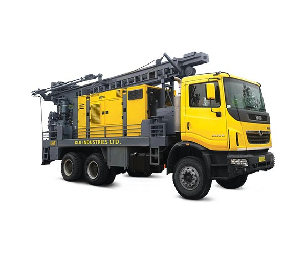 KLR industries: Best Drilling Rigs Manufacture in India